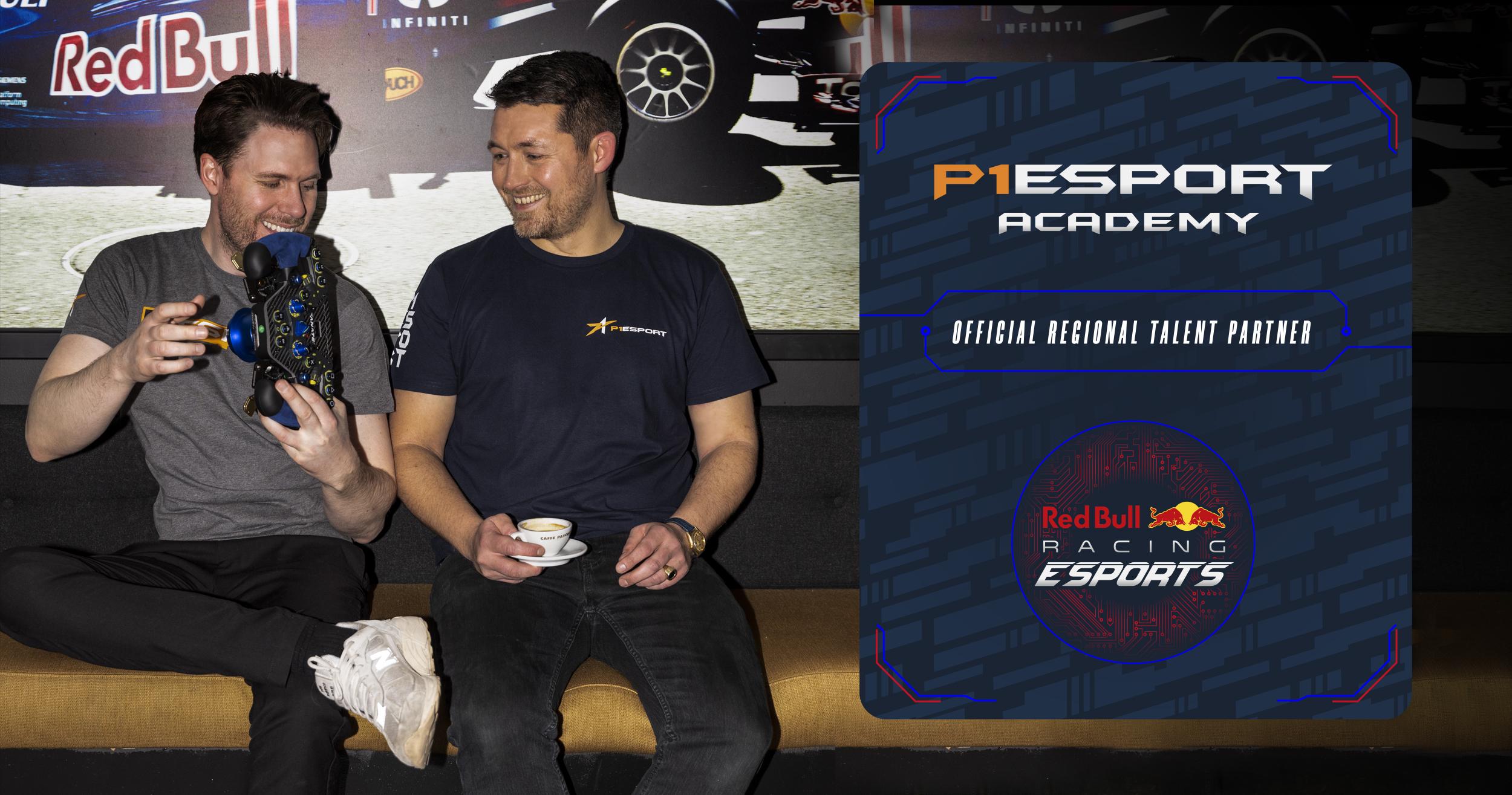 P1 Esport x Red Bull April News